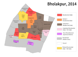 Map of Bholakpur